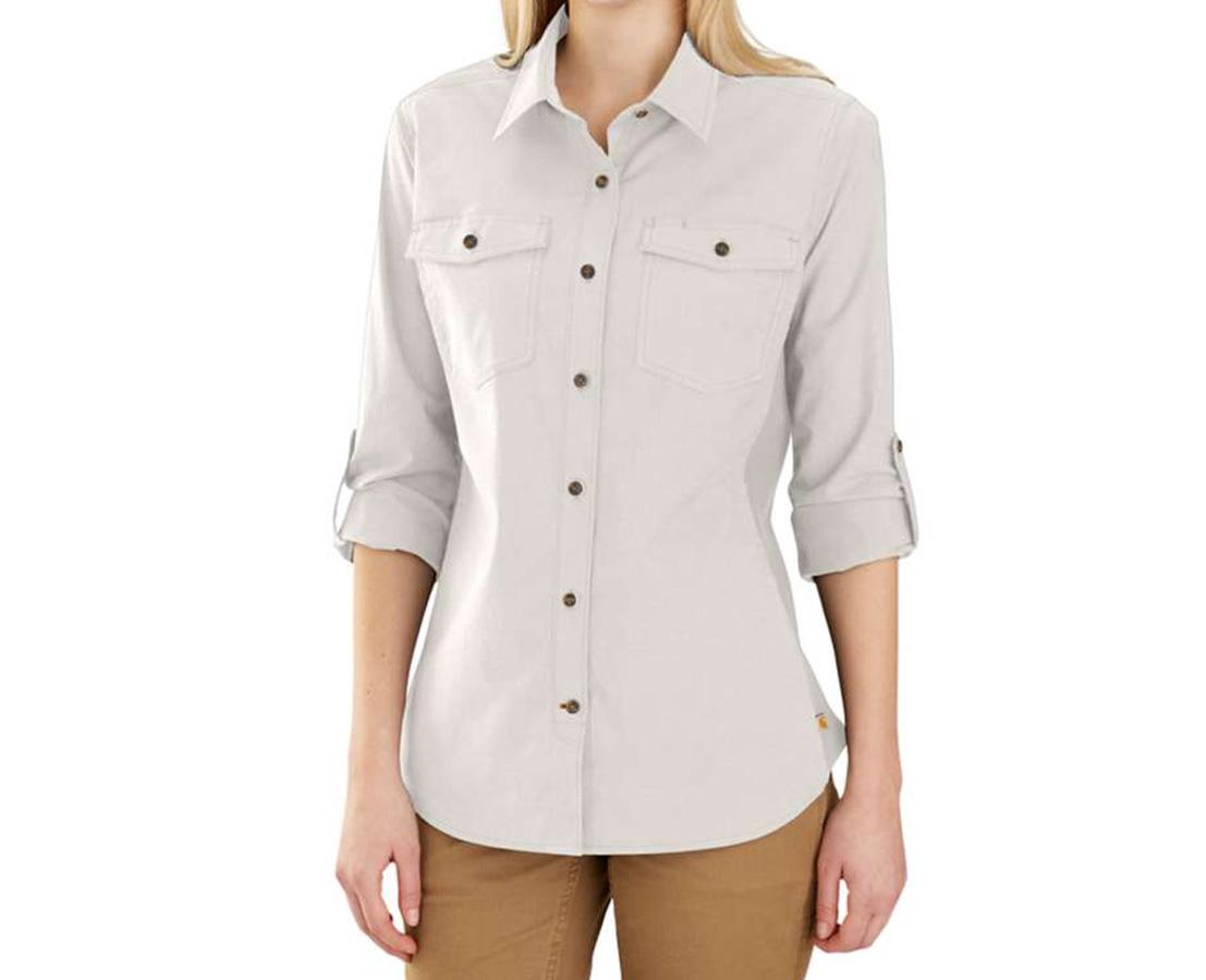 Carhartt Rugged Flex® Relaxed Fit Lightweight Three-Quarter-Sleeve Shirt