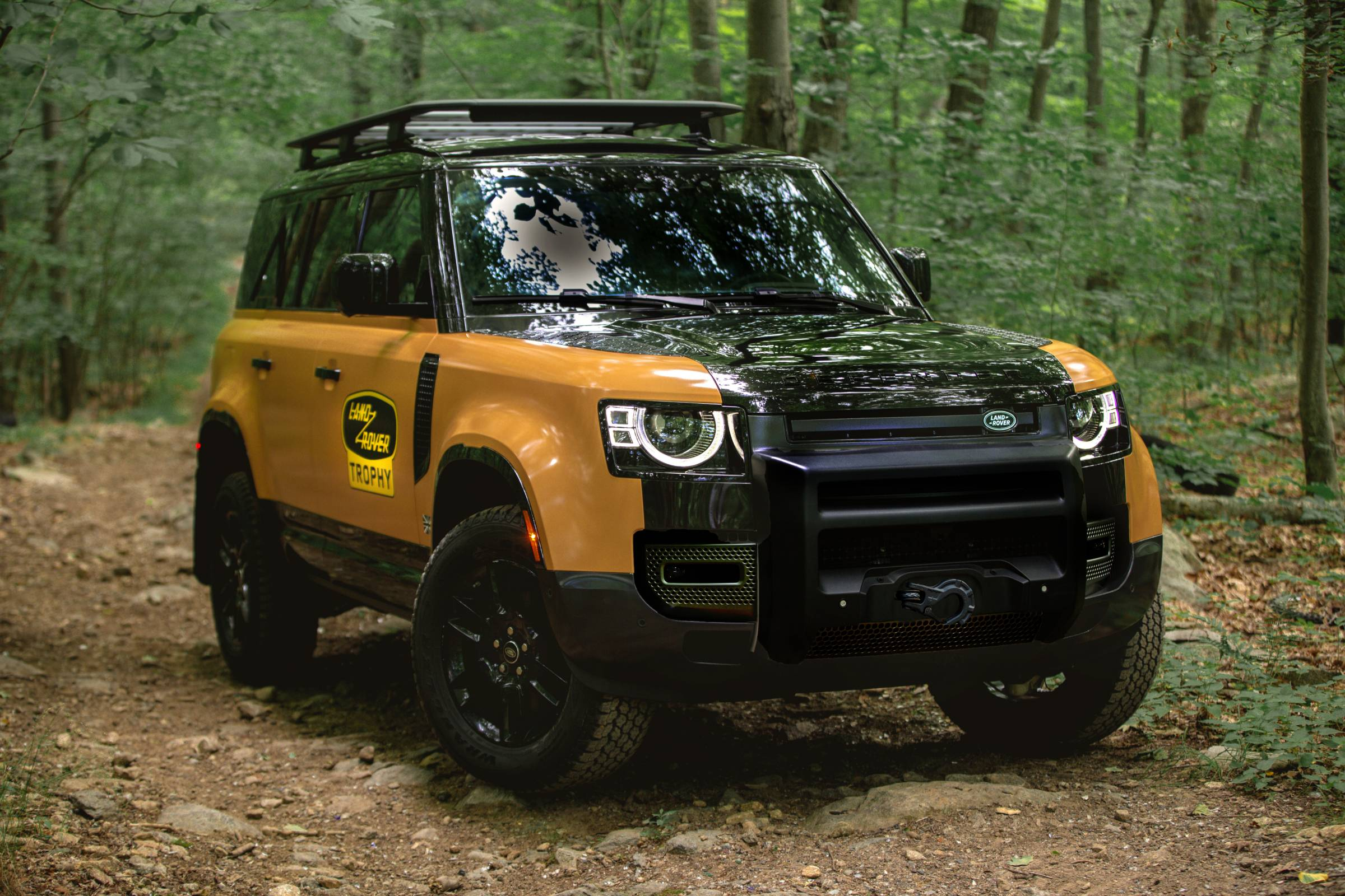 Trophy Edition Defender - Land Rover