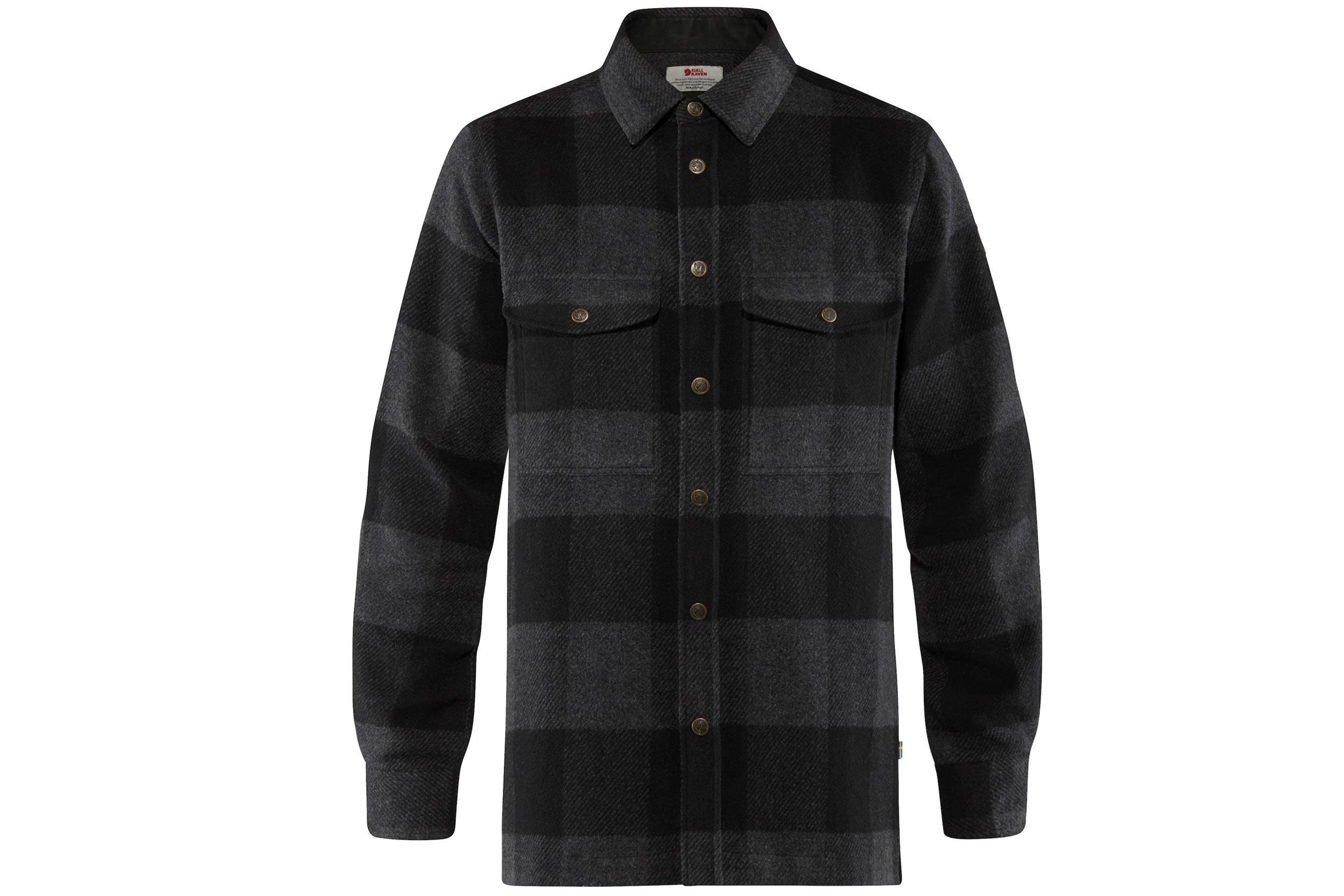 GearJunkie_Best_Flannels_2021_Fjallraven_Canada_shirt