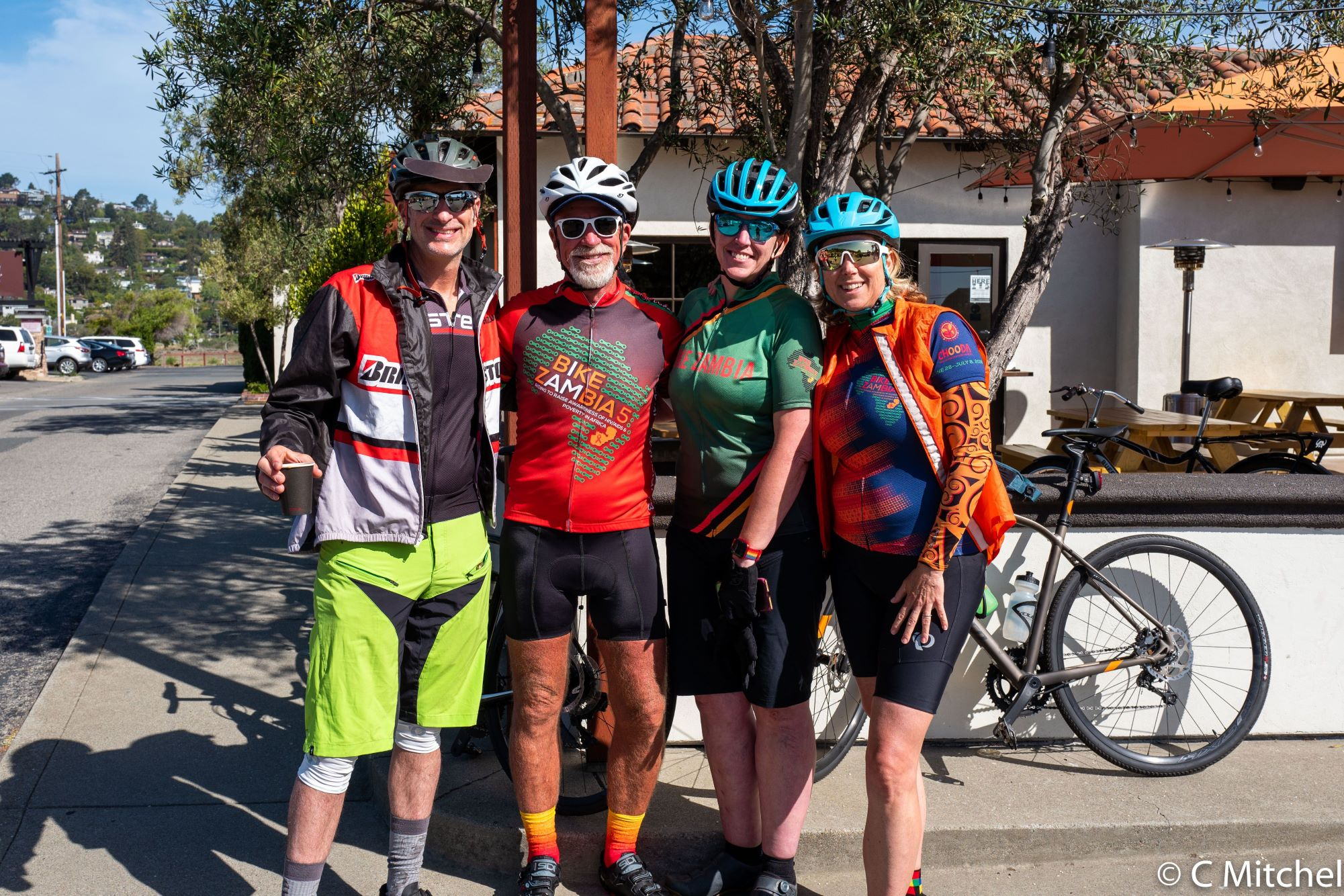 group at pedal to empower