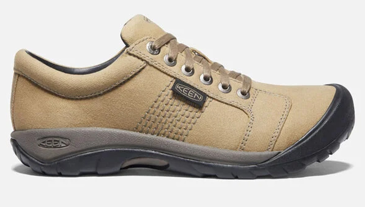 KEEN Austin Canvas Casual Shoe