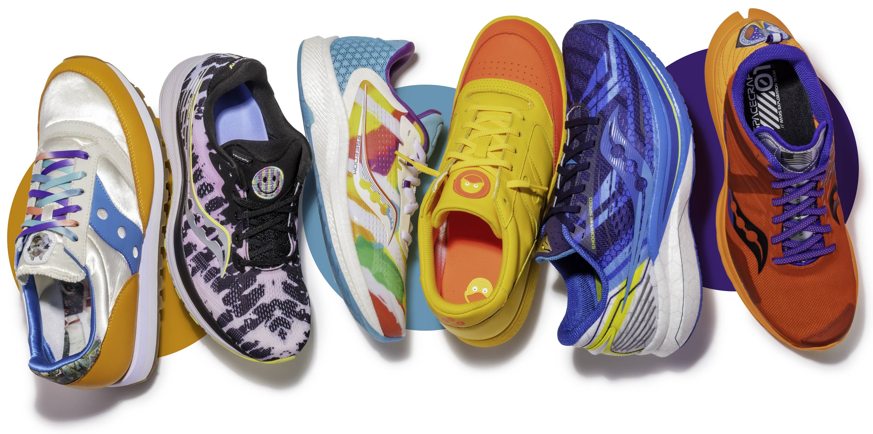 Run for Good Saucony Boston shoes