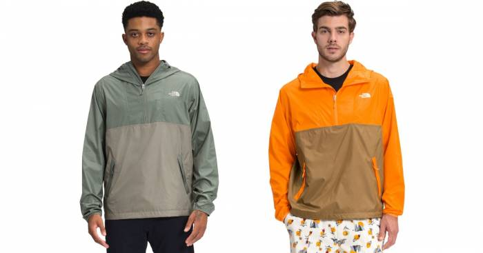 The North Face Cyclone Anorak