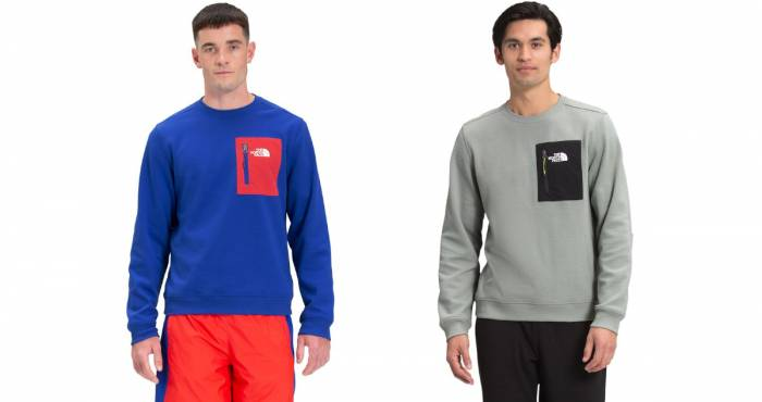 The North Face Tech Crewneck Sweatshirt