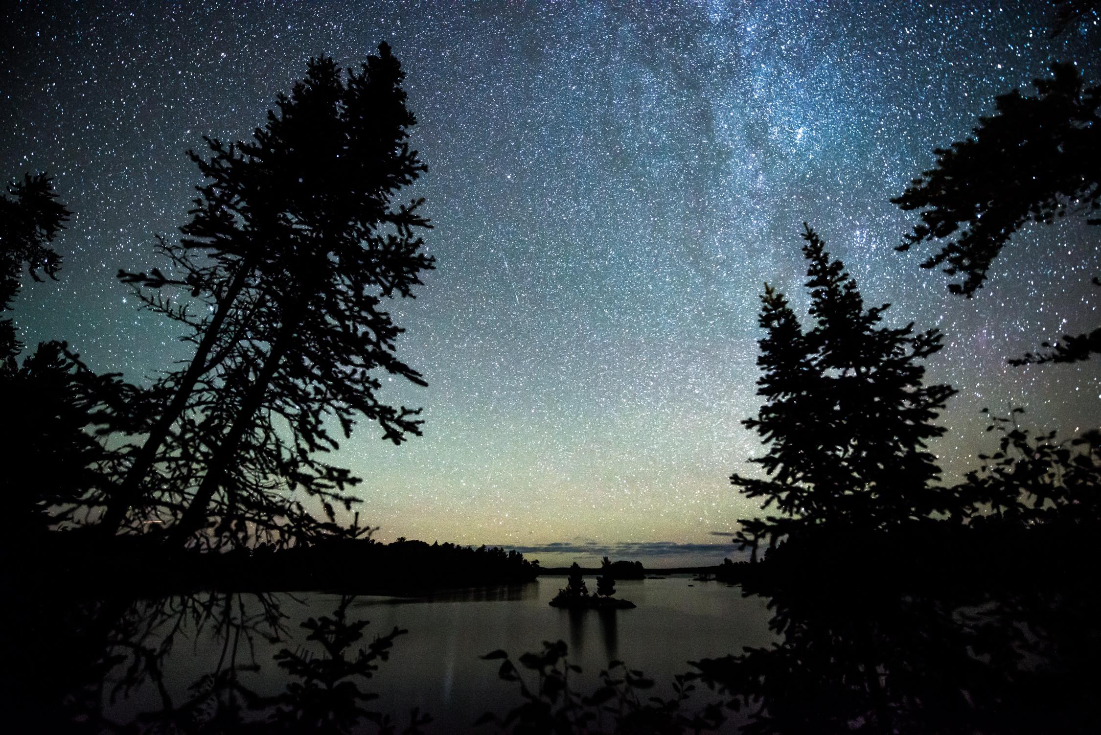 Voyageurs NP_night sky Erik Fremstad