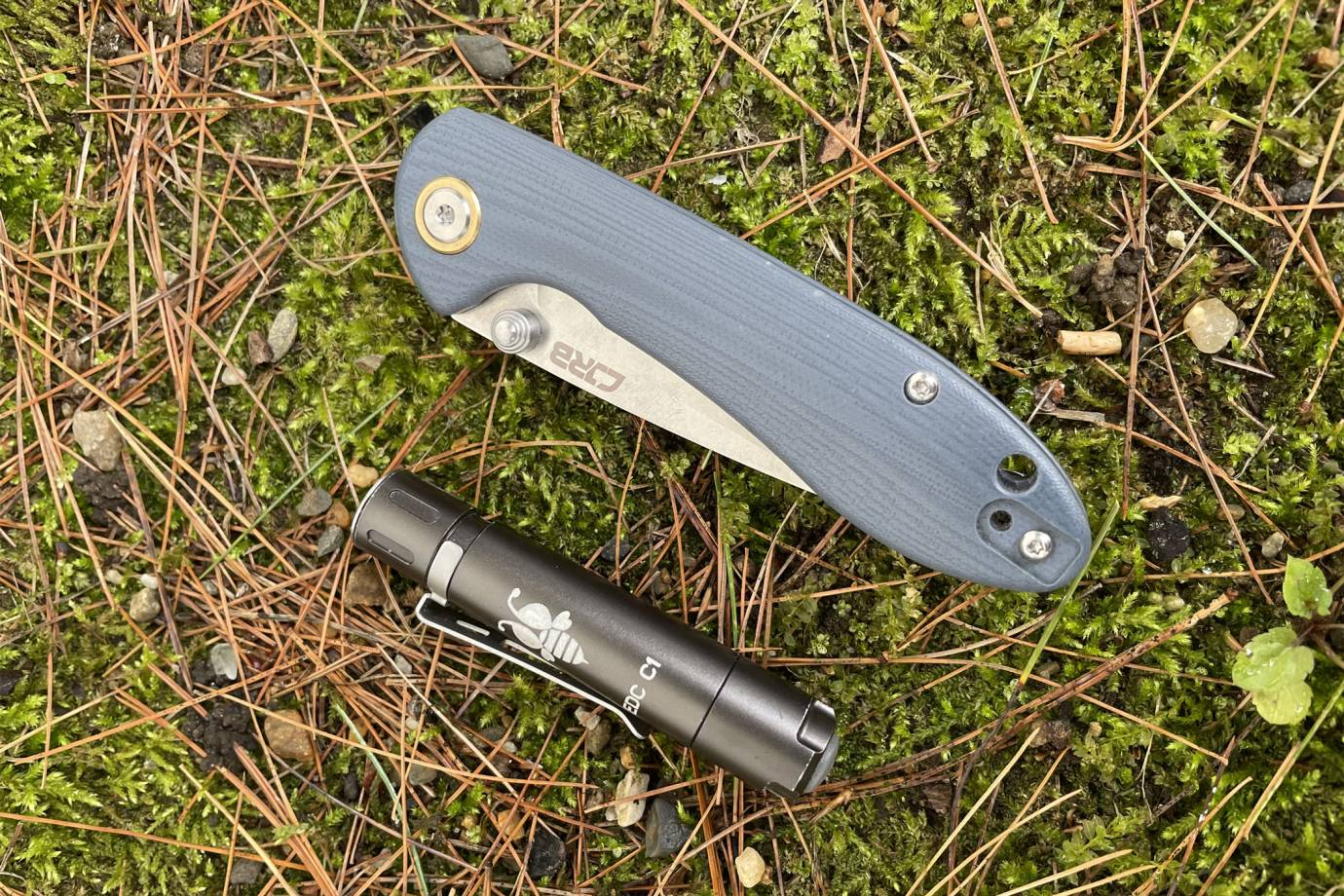 budget knife and torch recommendation