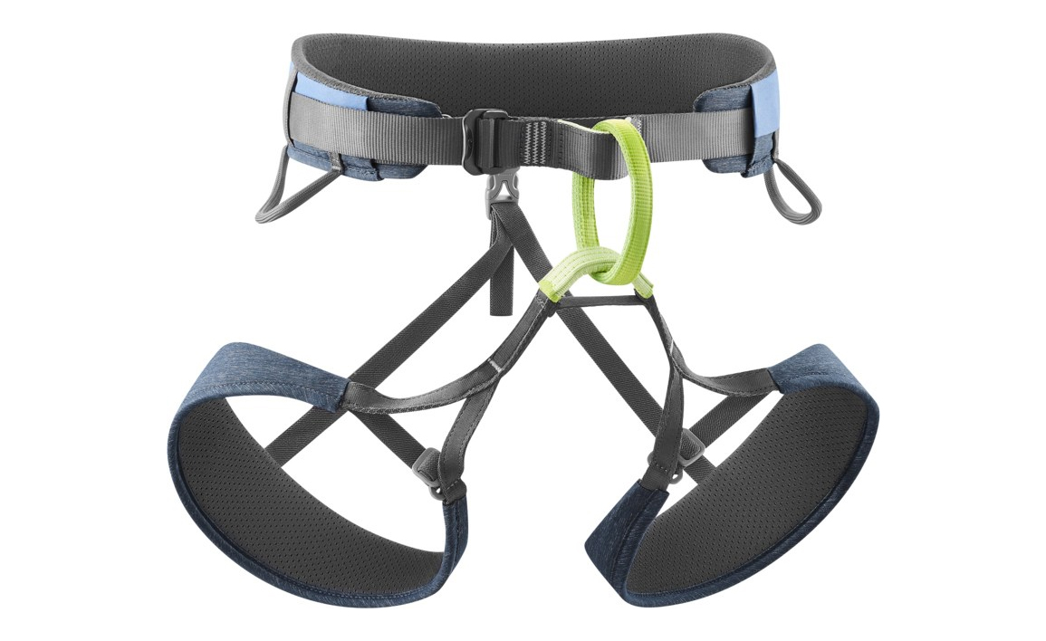 edelrid moe climbing harness