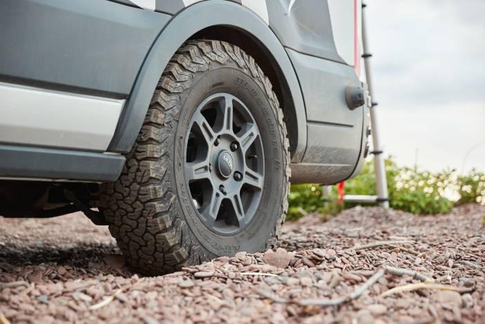 BF Goodrich KO2 All Terrain tires