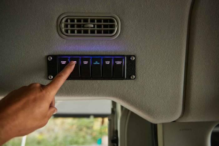 ford-van-rv-control-panel