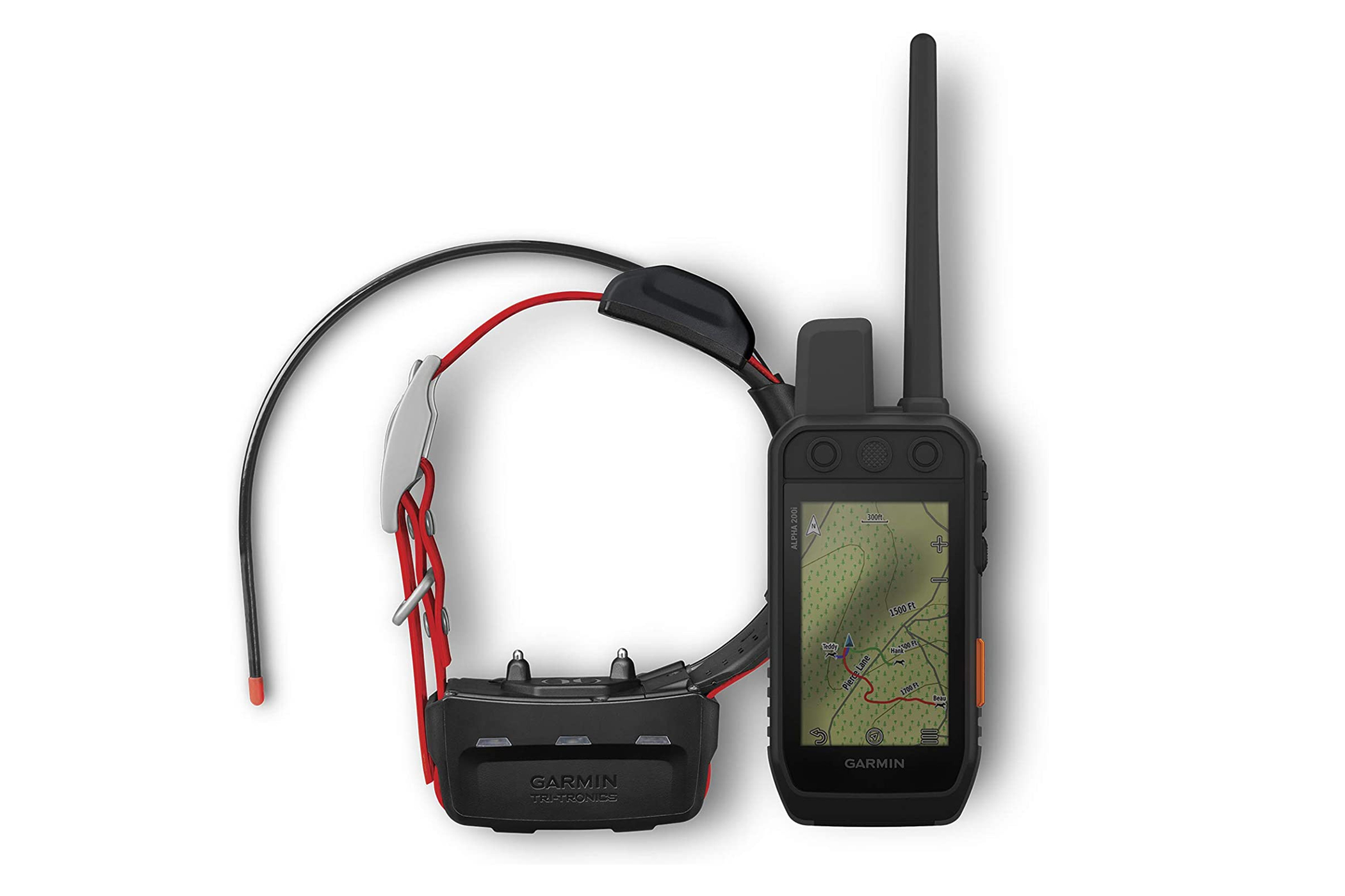 garmin alpha 200i & tt 15 tracking bundle