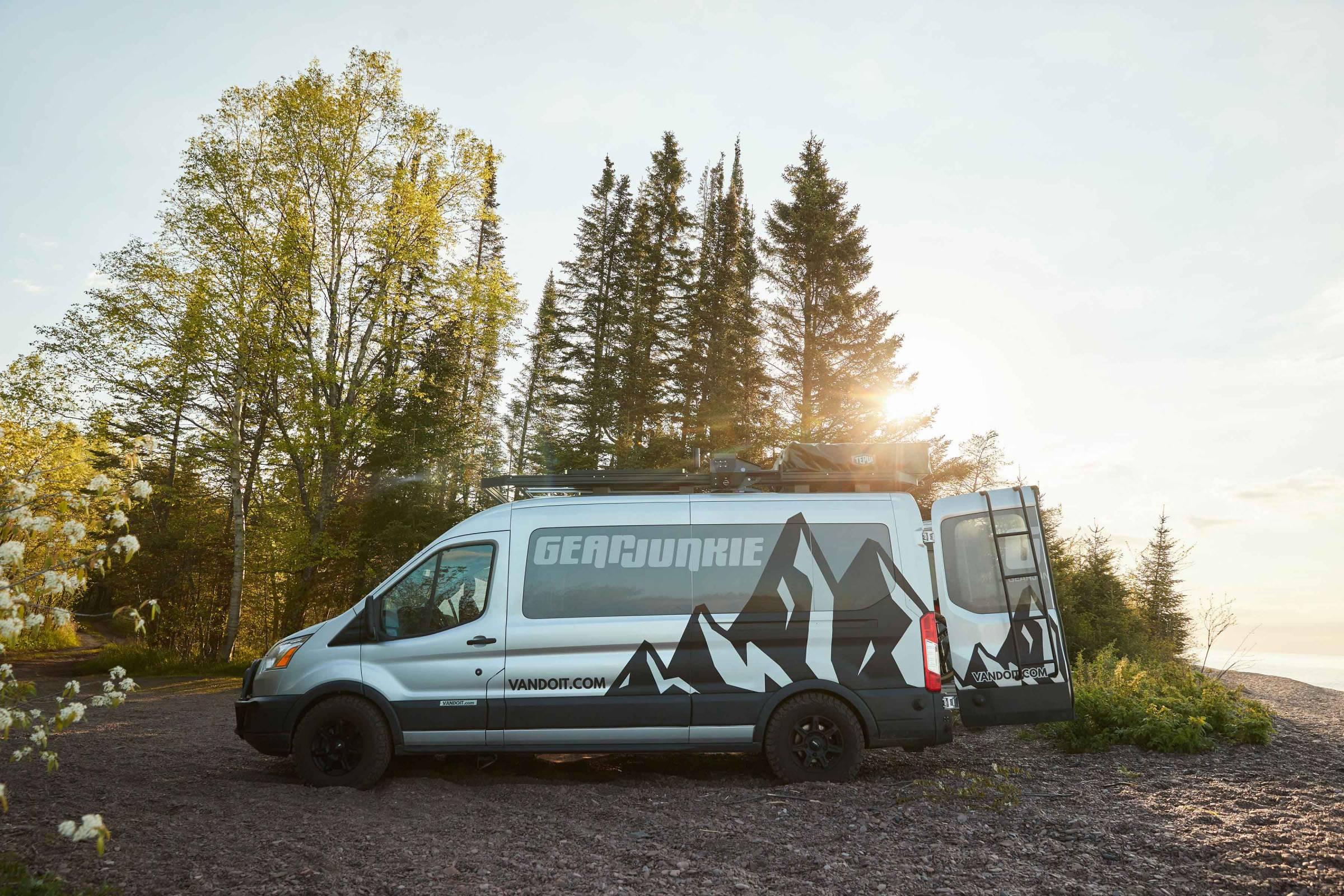 Ford Adventure Camper Van