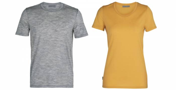 icebreaker Merino Tech Lite Short Sleeve Crewe Tshirt