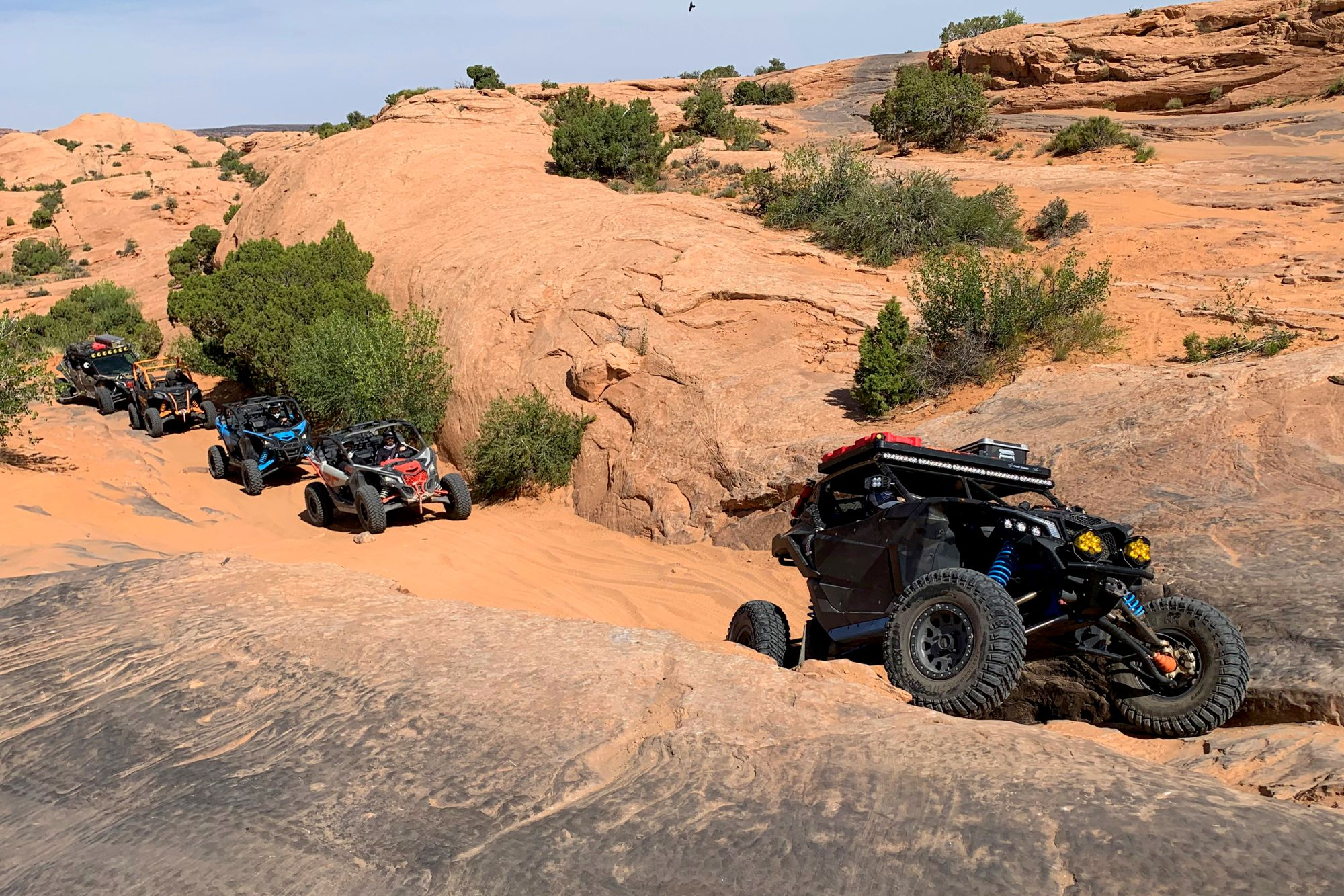 can ams in moab