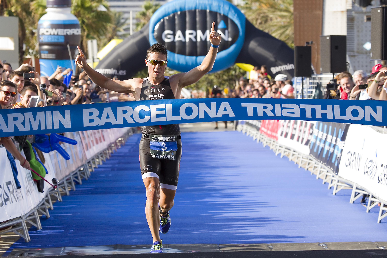 Javier Gomez Noya triathlon
