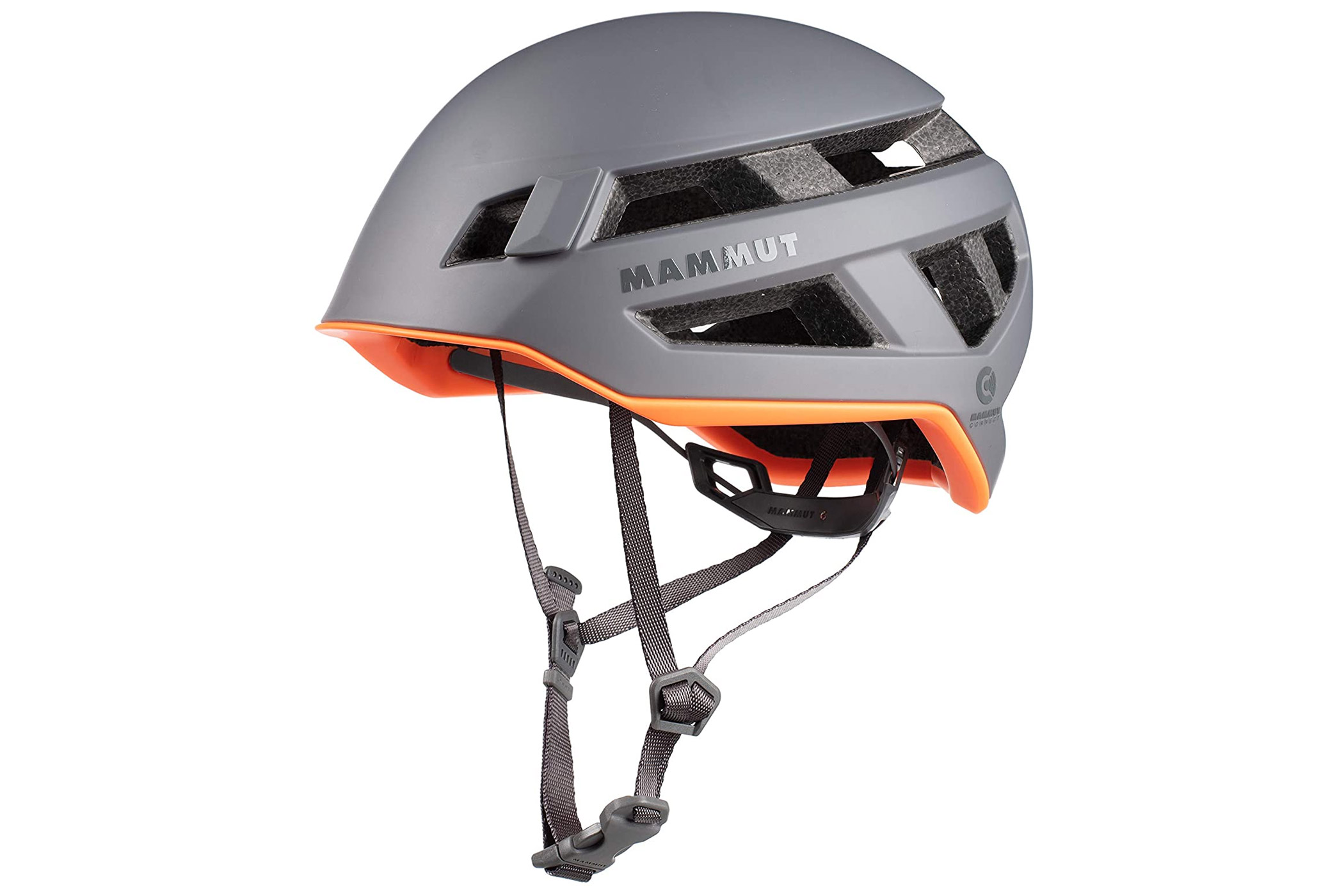 mammut crag sender climbing helmet