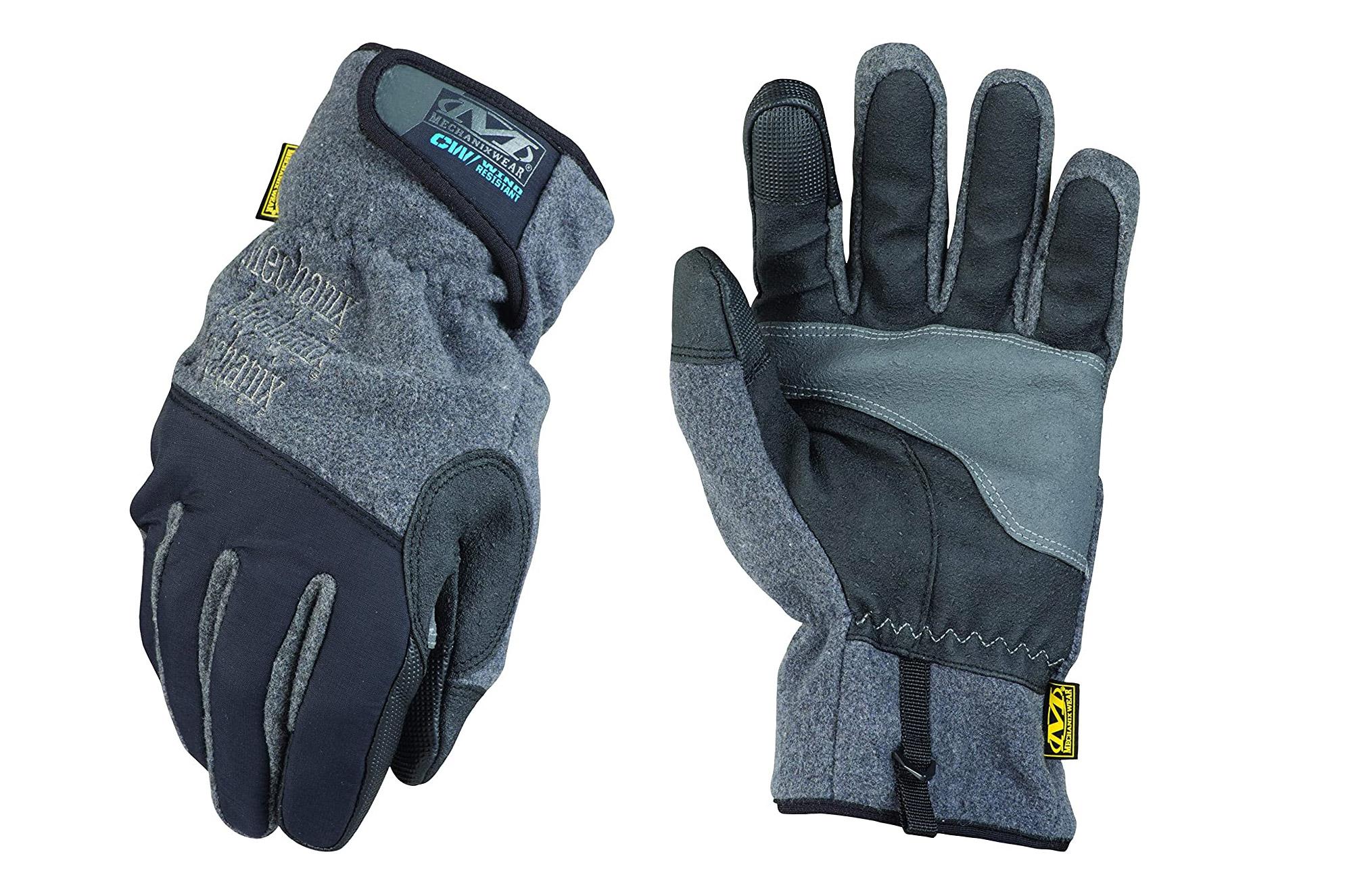 mechanix winter work gloves