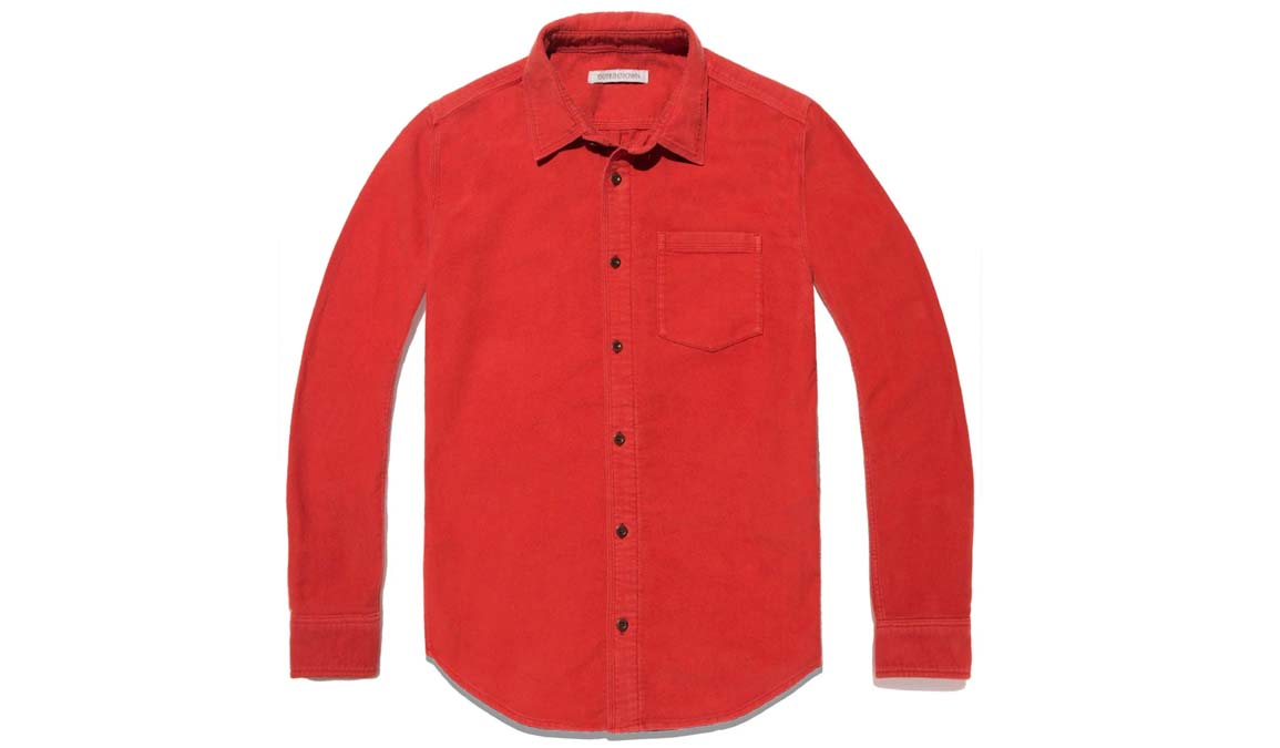 outerknown moleskin shirt