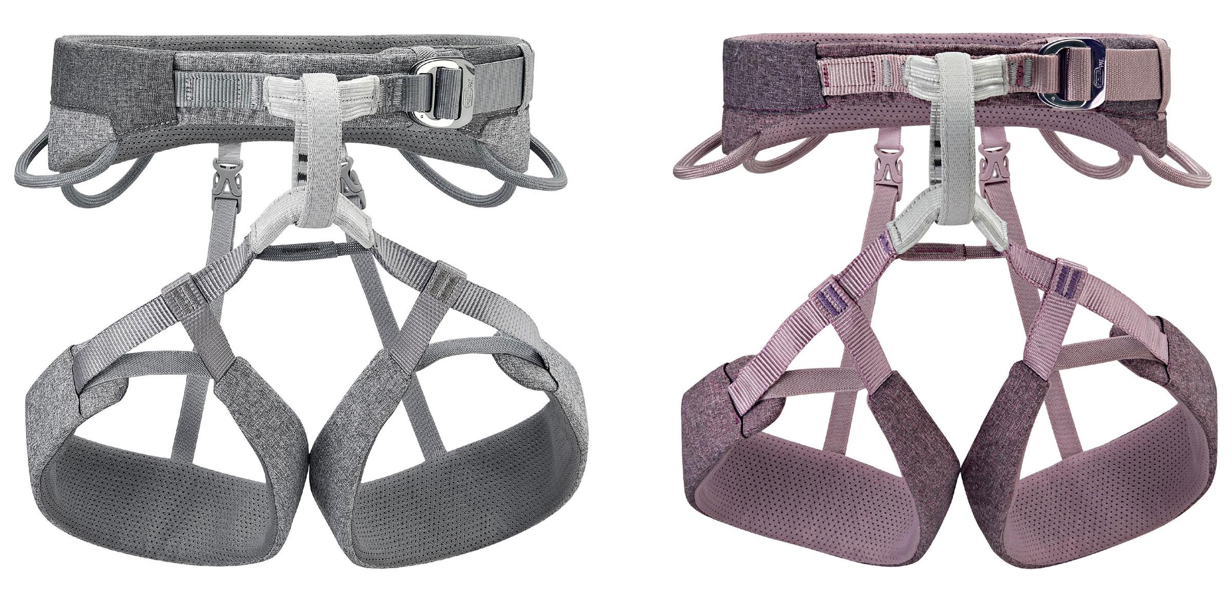petzl sama & selena climbing harness