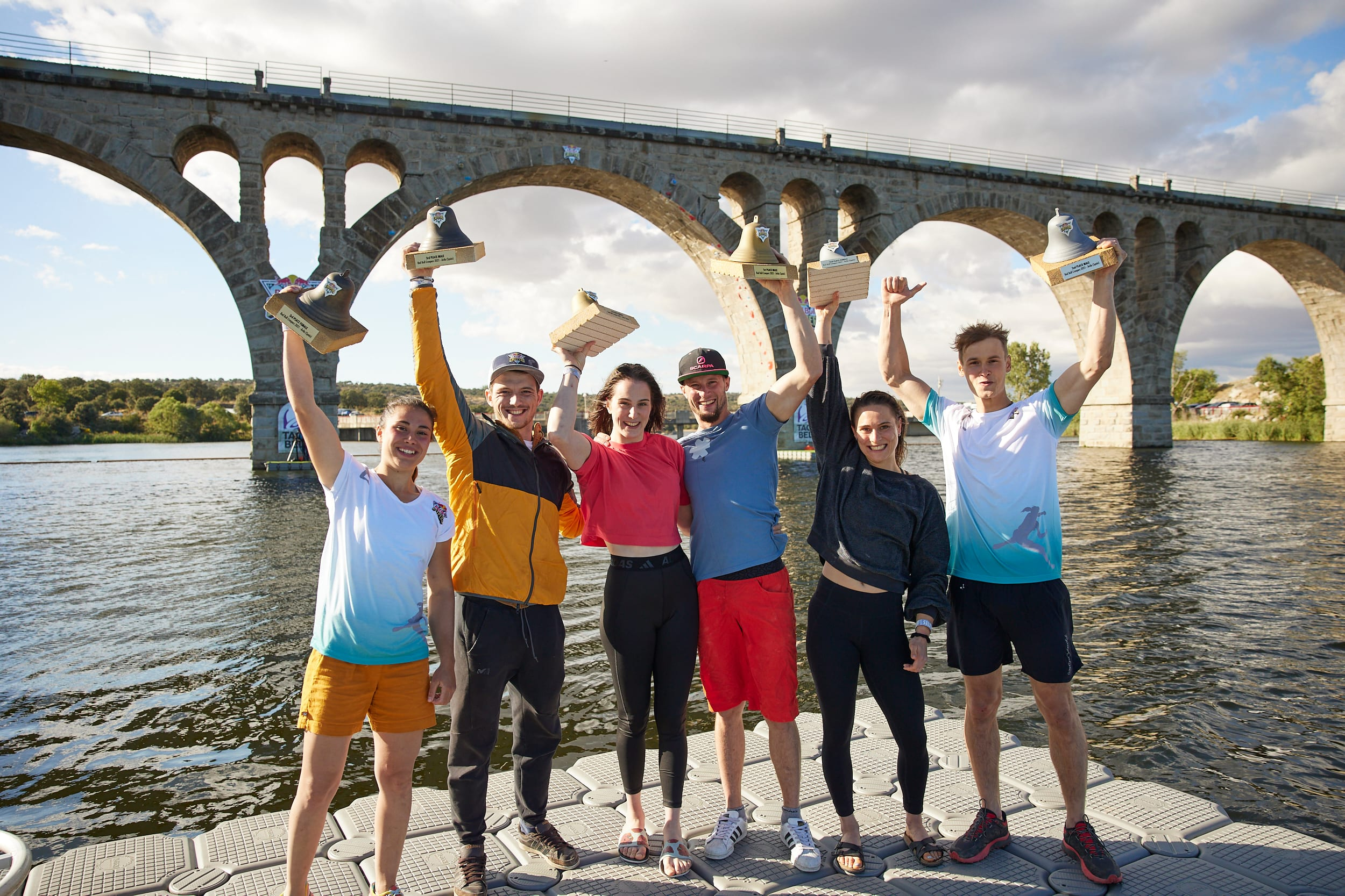 red bull creepers 2021 deep water climbing comp finalists