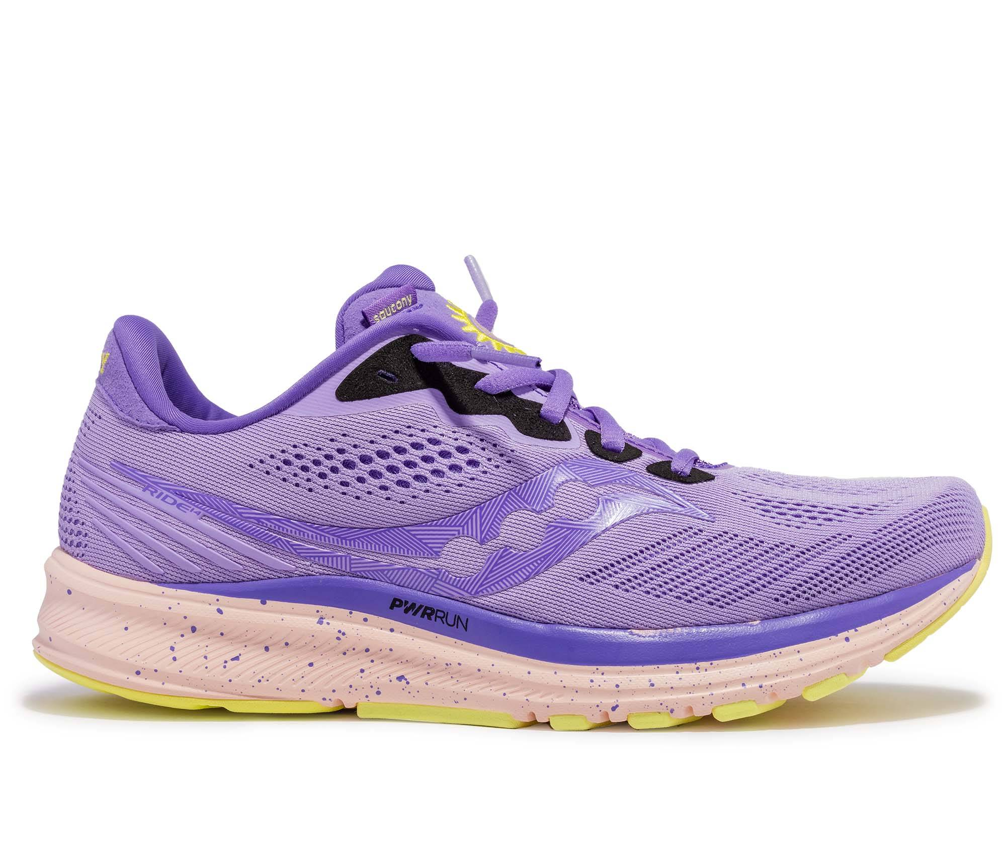 saucony ride 14 by dani