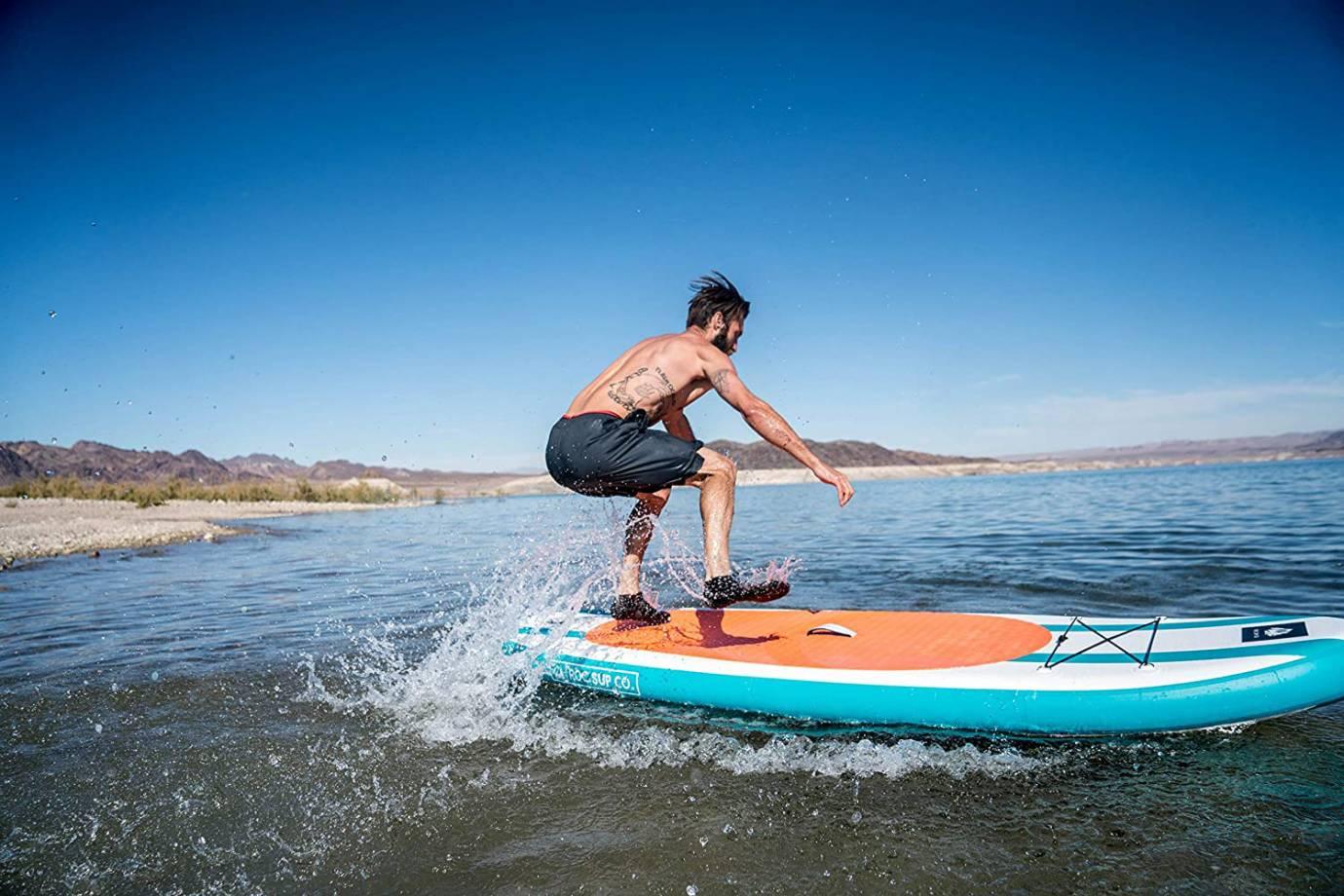 ROC standup paddle board