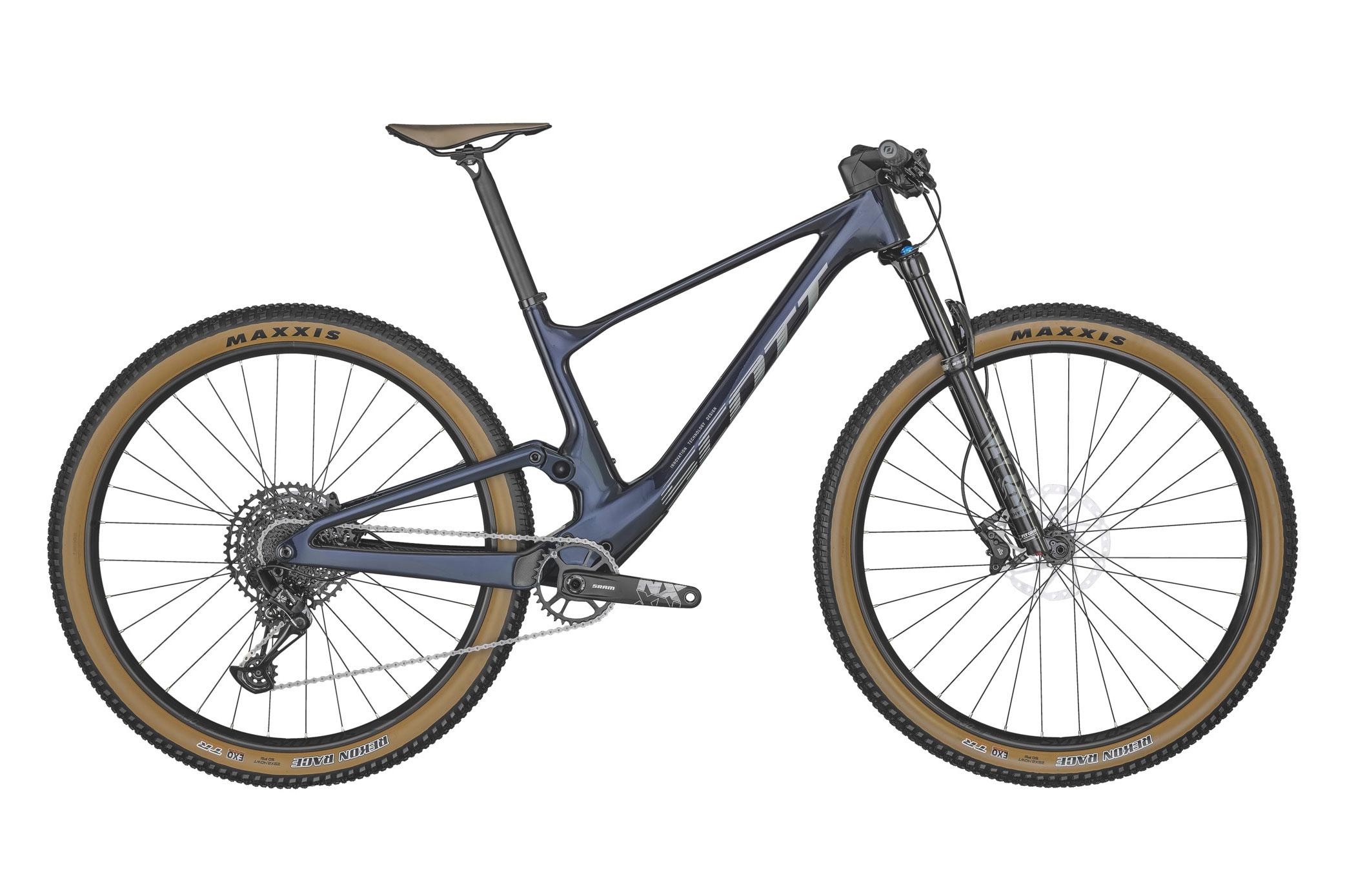 scott spark rc comp - xc bike
