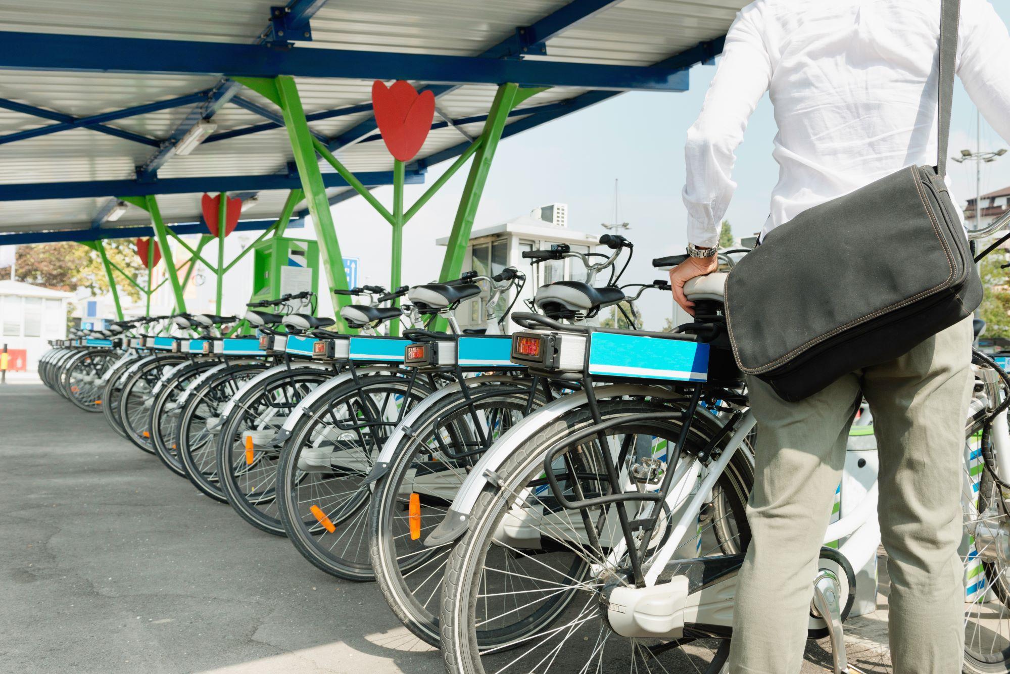 city e-bikes commuter