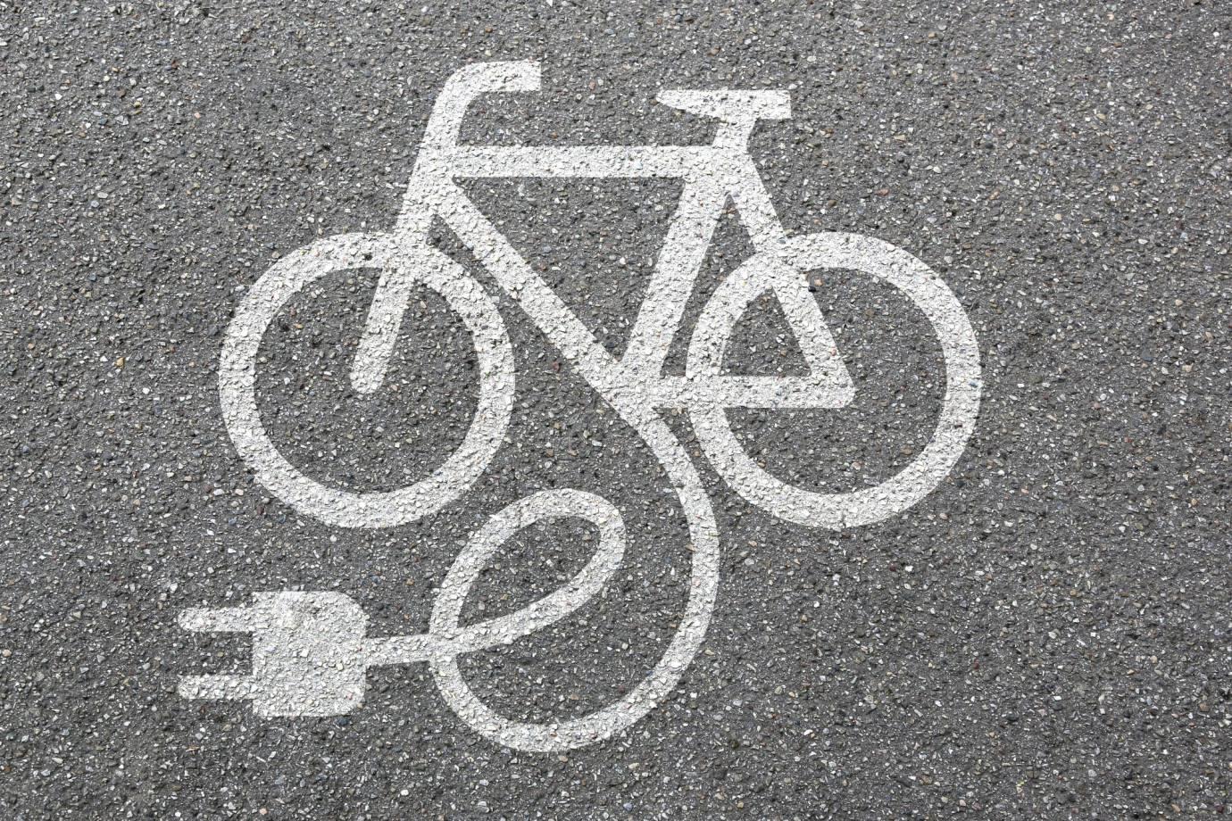 e-bike emblem