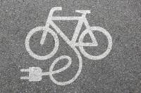 electric bike emblem