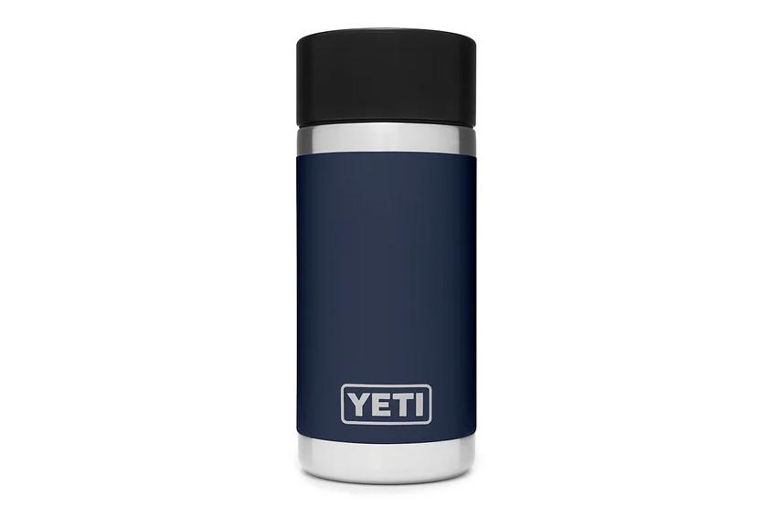 yeti 12 oz. rambler with hotshot cap