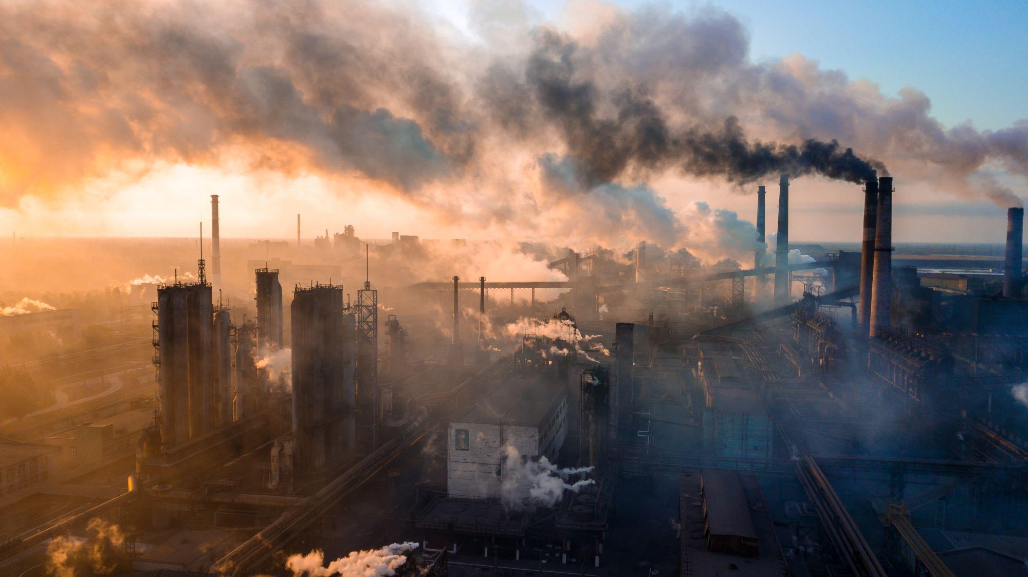 carbon emissions pollution