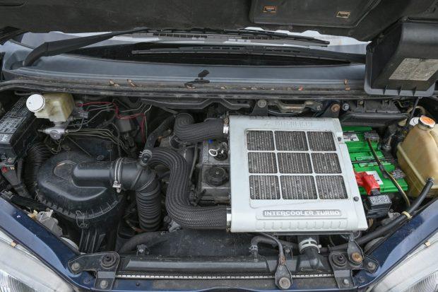 mitsubishi delica 2.8l diesel auction