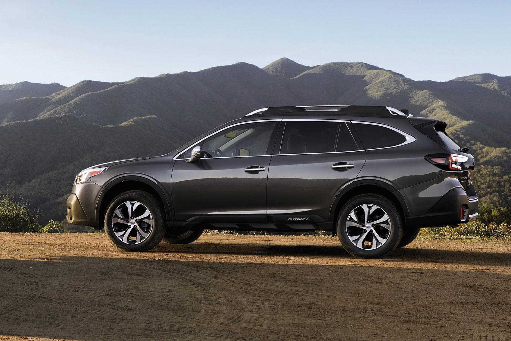 AWD 2022 Subaru Outback