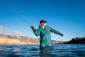 Backcountry x Simms Fishing Gear