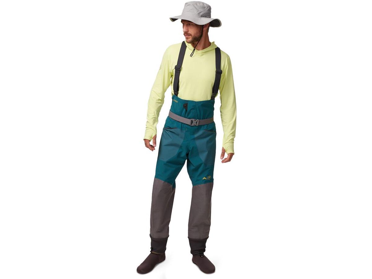 Backcountry x Simms Flyweight Stockingfoot Pant+ Wader - Men's