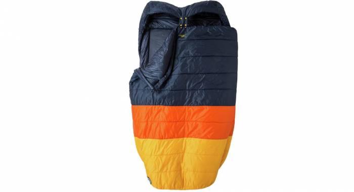 Big Agnes Cabin Creek 15 degree bag synthetic