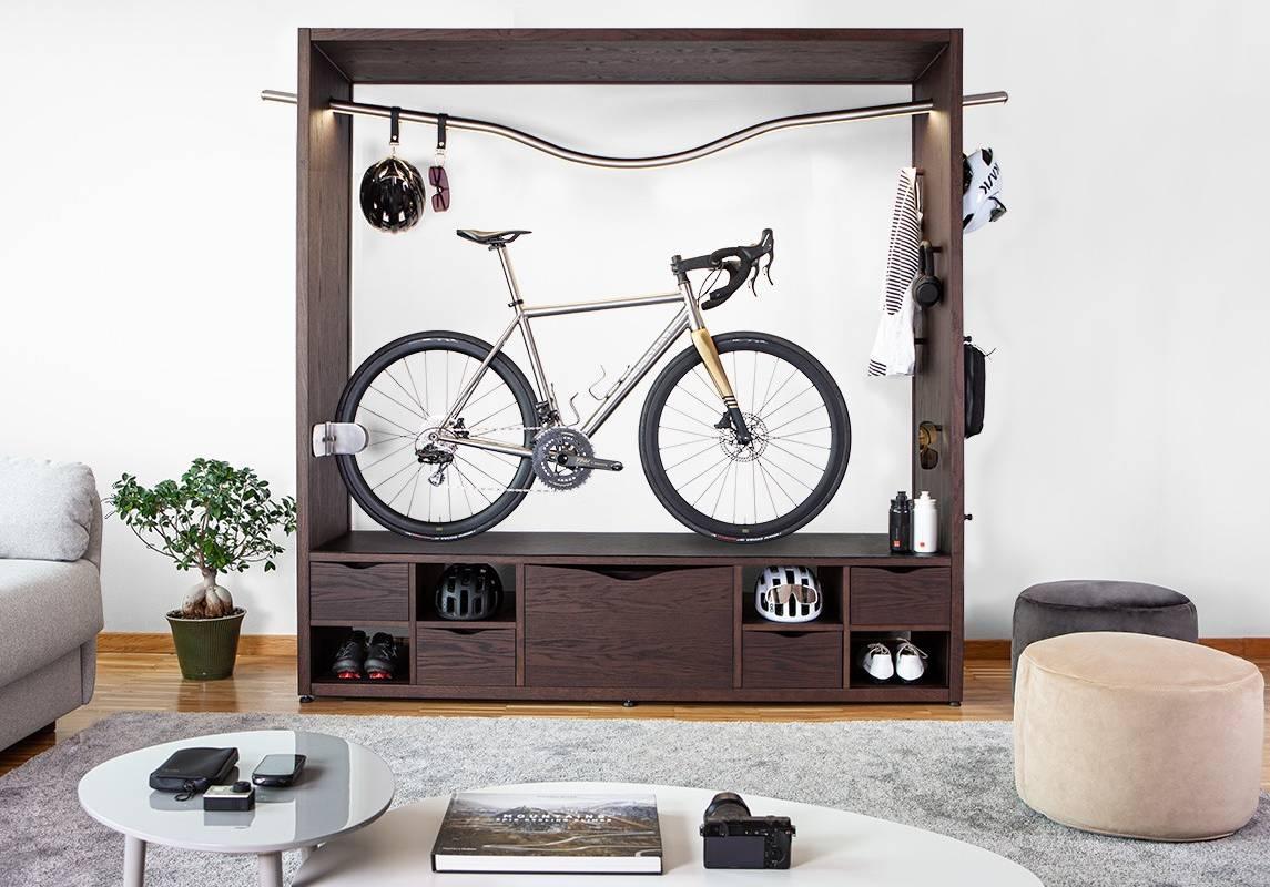 vadolibero domus r3 bike storage cabinet furniture