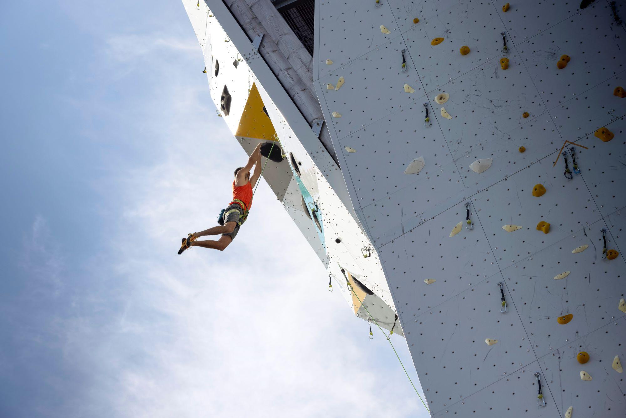 Desafío Ford Climbing Wall Explorer