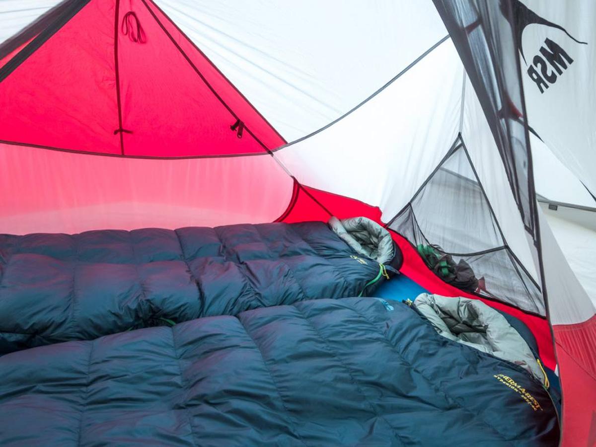 MSR Hubba Hubba NX Tent: 2-Person 3-Season