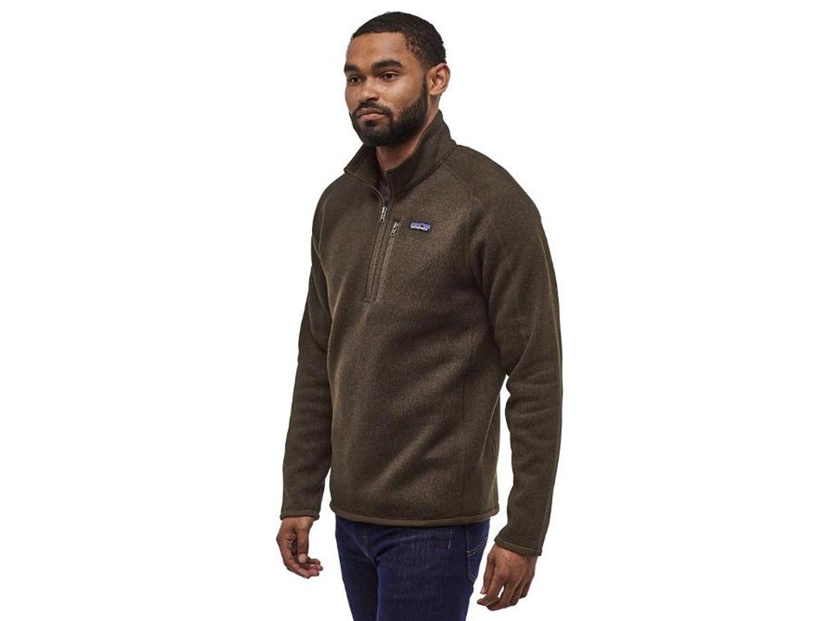 Patagonia Better Sweater Quarter-Zip Fleece Pullover - Men's