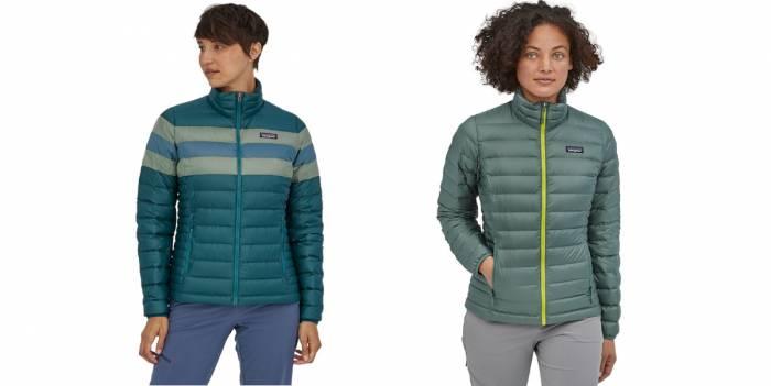 Patagonia Down Sweater Jacket Women's