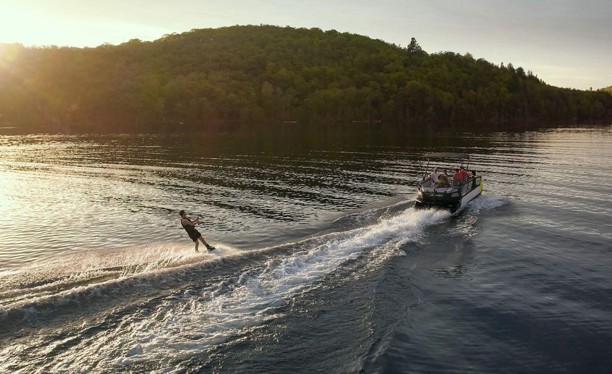sea-doo switch wakeboarding