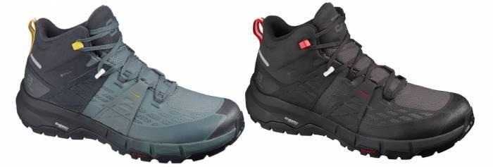 Salomon Odyssey Mid GTX Hiking Boot