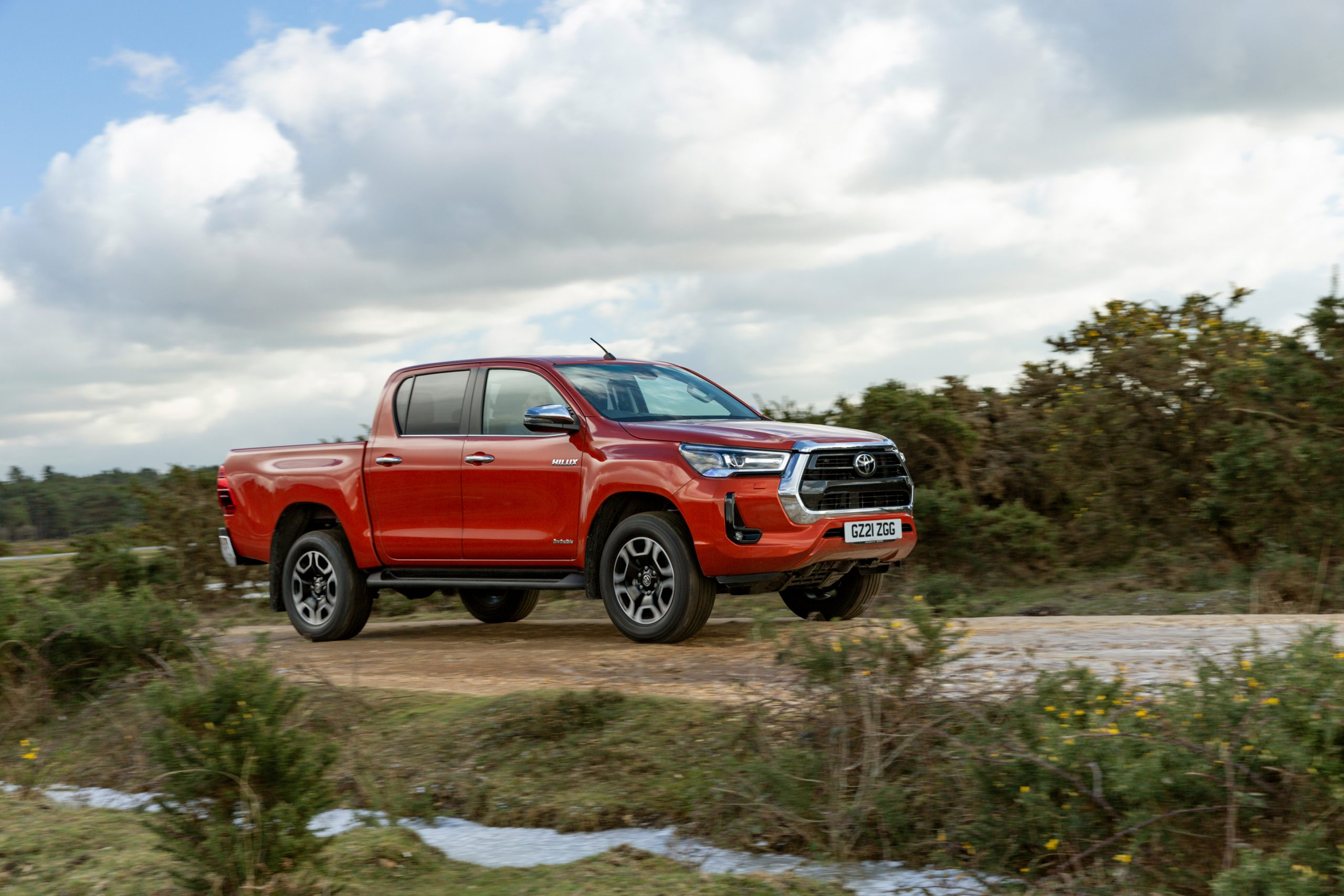 Toyota Diesel: the 2020 Hilux