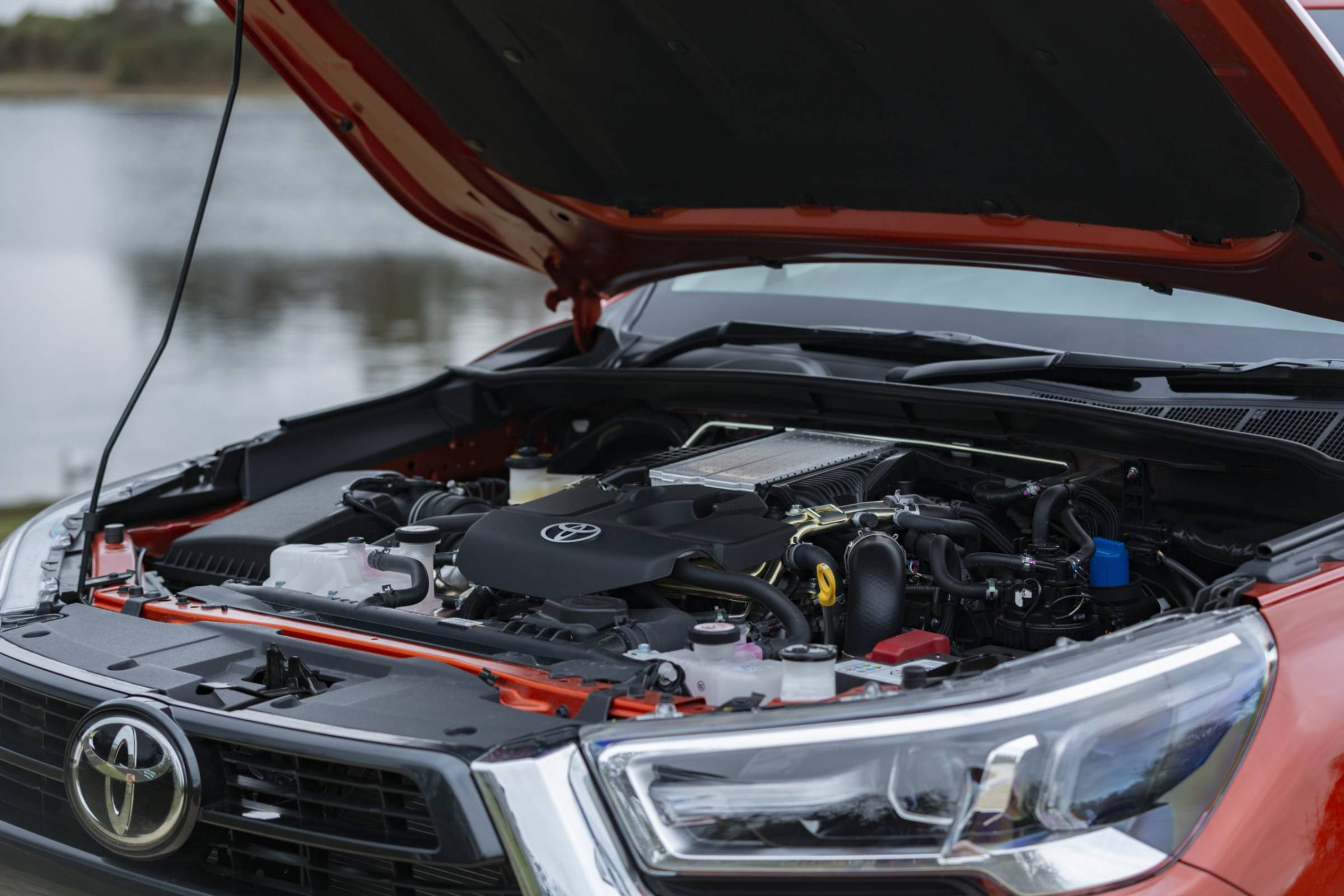 Toyota Diesel: 2020 Hilux