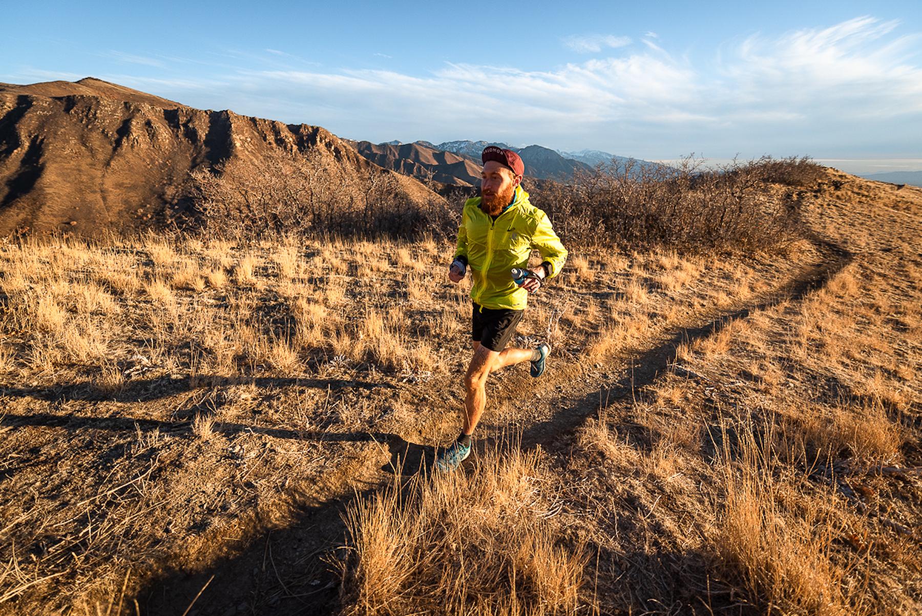 Trevor Fuchs Running