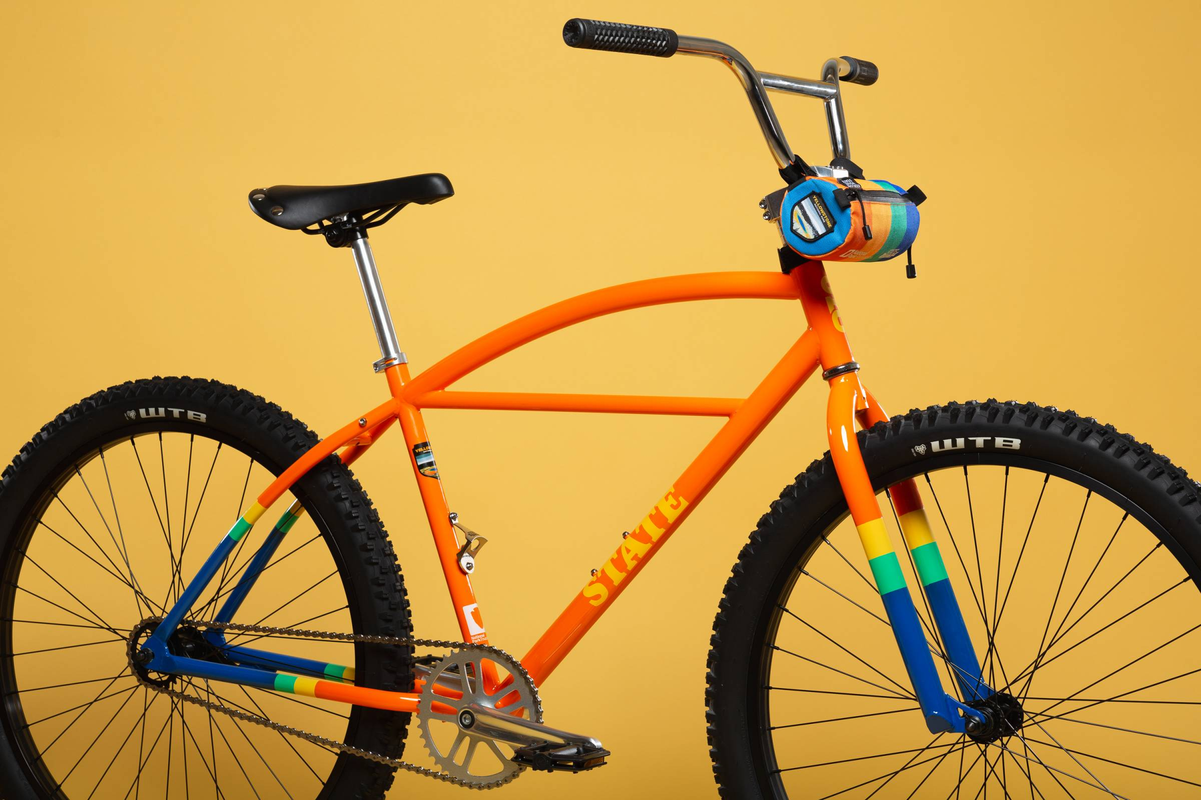 State Bicycle Co. Yellowstone Edition Klunker