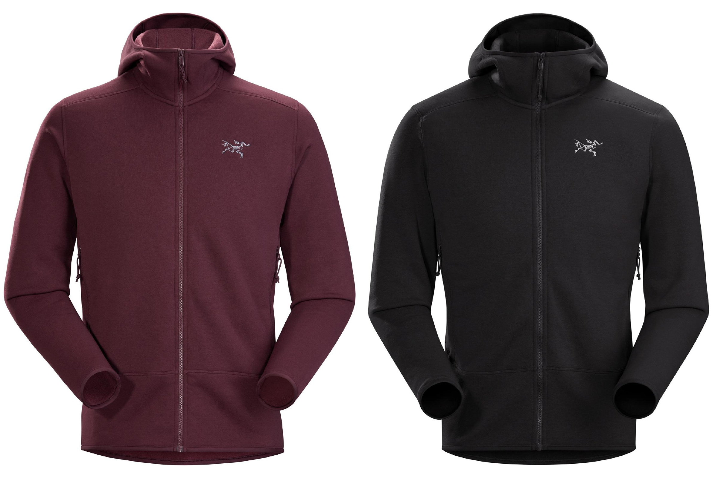 arc'teryx kyanite fleece hoodie