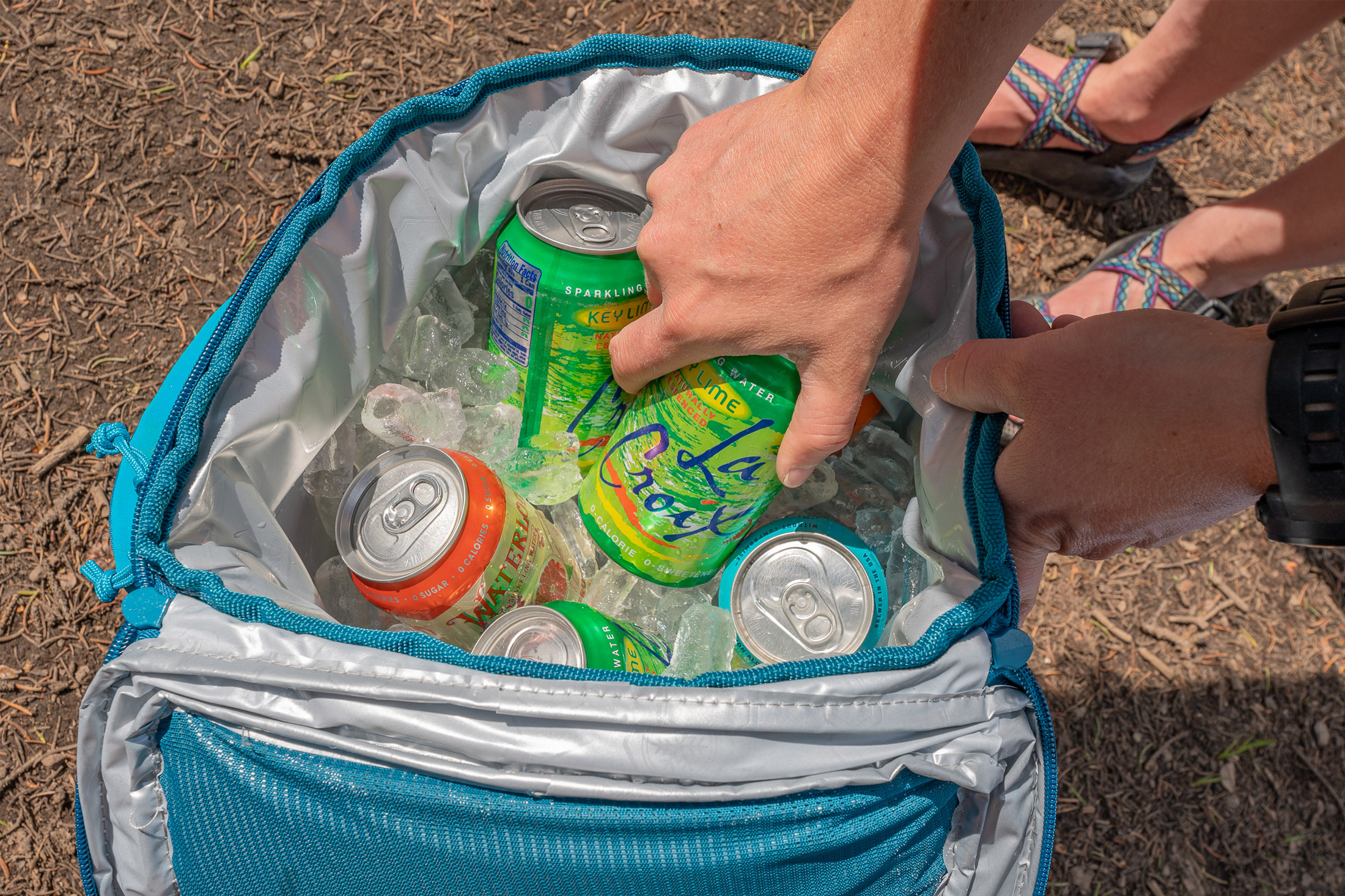 best backpack coolers - ice retention