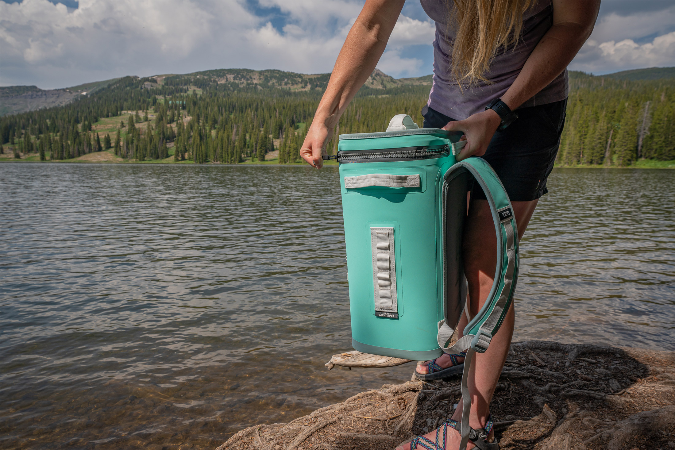 best backpack coolers - weight
